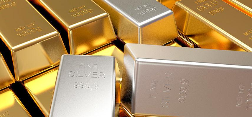Gold-Silver-Bars-855x570